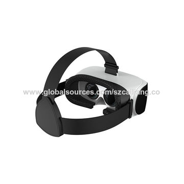China VR Box, All-in-one 1080p Screen Resolution to Provide Very Clear View