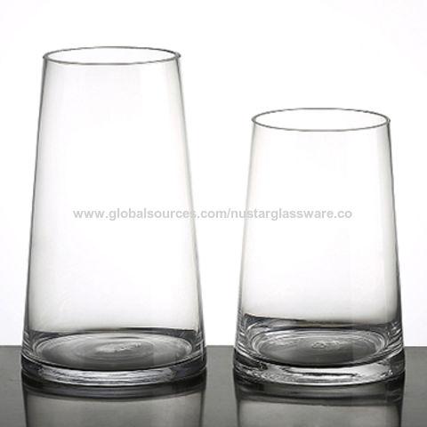 China Glass Vase From Qingdao Wholesaler Qingdao Nustar Glassware