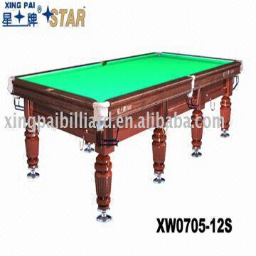 Star Snooker Table Full Size Foot Global Sources - Star pool table