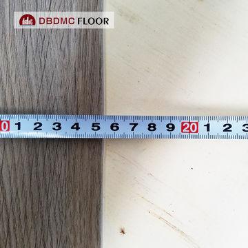 Fireproof menards spc luxury vinyl plank flooring in hot