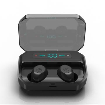 China Bluetooth Earphones Wireless Earbuds Tws In Ear From Shenzhen Trading Company Fugle Products Co Limited