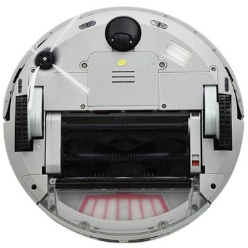 China Robotic Vacuum Cleaner with Automatic Recharge, Automatic Navigation, Anti-stumble, UV Germicidal