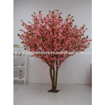 35 Latest Indoor Artificial Cherry Blossom Tree Pink Wool