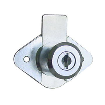 China Zinc Alloy Drawer Lock For Cabinet Desk Lock And Furniture