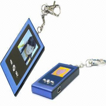 Mini LCD Digital Photo Frame KeyChain/MP3/business gift/advertising ...