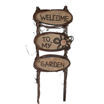 Welcome To My Garden Sign Philippines Welcome To My Garden Sign