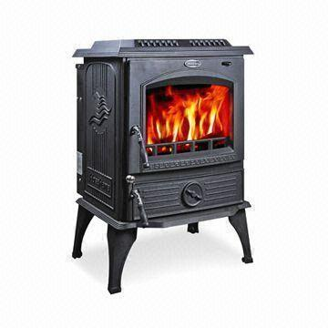 Cast Iron Boiler Stove with ash Pan and Tool, Heat Retaining ...