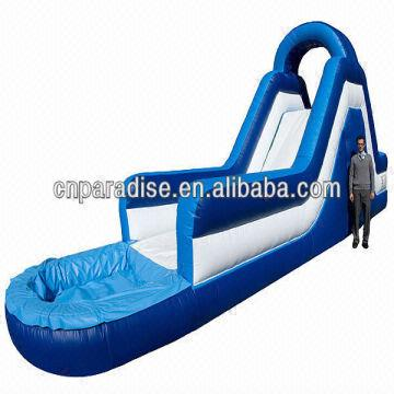 giant inflatable water slide, cheap water park slide
