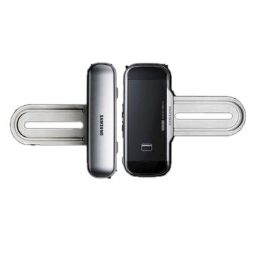China Smart Glass Door Lock With Bluetooth 4 0 For Samsung