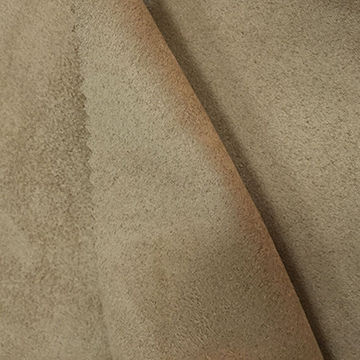 """SUEDE MINK SUEDE CUSHION FURNITURE FABRIC BY THE YARD 58/""""W"""