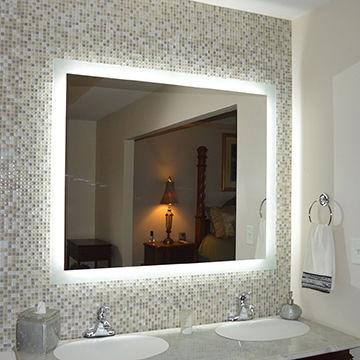 China LED Backlit Mirror from Zhuhai Wholesaler: BONA LIGHTING ...