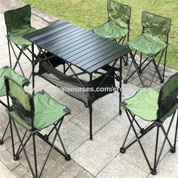 China Camping picnic table and chair set from Shanghai Trading ...
