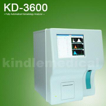 Kd3600 Hematology Analyzer | Global Sources