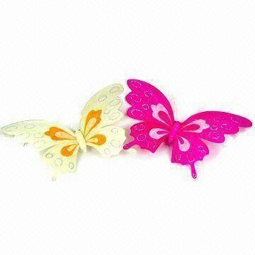 Hanging Butterfly Handicrafts Made Of Paper Environment Fiendly