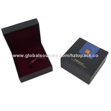 Fancy paper box suitable for silver and gold coin noble medal