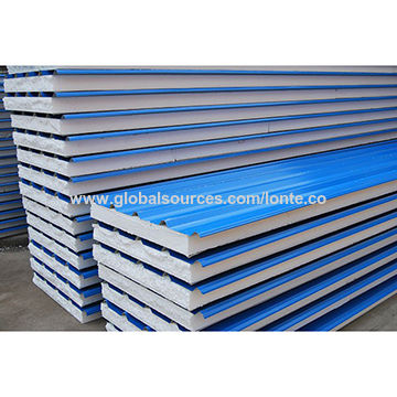 China insulated metal sandwich panels from Shenyang