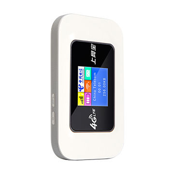 4G LTE MIFI router with best quality   Global Sources