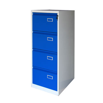 ... China Luoyang Low Price Metal 4 Drawer File Cabinet/4 Drawer Steel  Filing ...