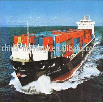 Shipping Service From China to Dubai, Pakistan and India