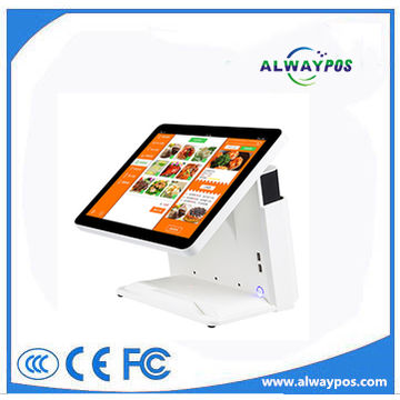 China 15-inch touch Android OS POS system machine for retail/restaurant business