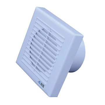 4 5 6 Inch Bathroom Exhaust Fan Wall Mounted Super Quiet Operation