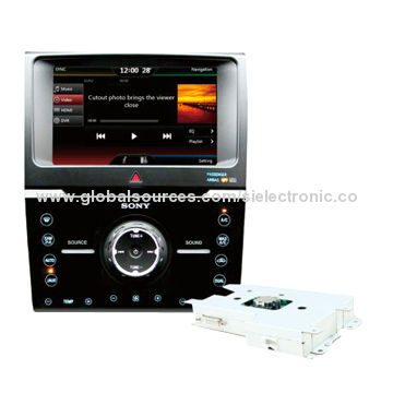 China Navigation Interface For Ford Edge Myford Touch System Gps Dvd Player