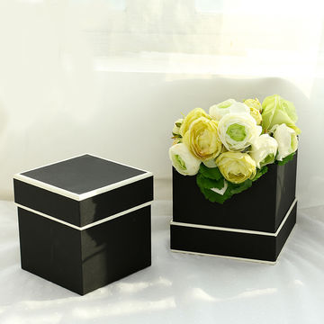 China Majorin new fancy flower round box with high quality