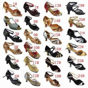 Latin Dance Shoes Women Dance Shoes Lady Ballroom Dance Shoes