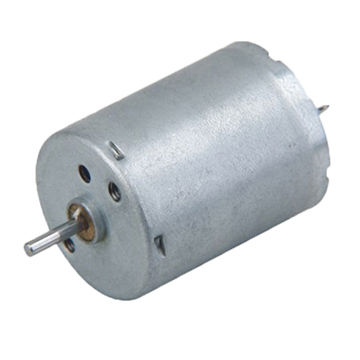 China RF370 3 7V/12V small DC motor from Shenzhen Manufacturer