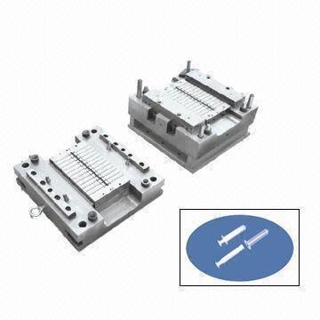 Injection Plastic Mold Supplier for Medical Device/Syringe