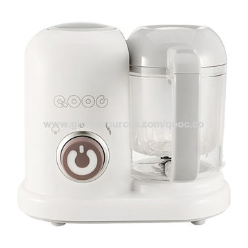 China Multi-function and Multicolored Mini Baby Food Processor,Steamer And Blender,Safety ...