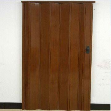 ... China PVC folding door L09-001Casual doorplastic dooraccordion : accordion door - pezcame.com