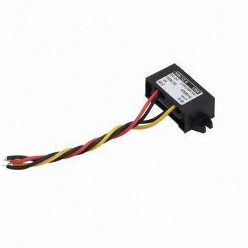12v to 5v 3a Dc Voltage Regulator Converter Module Car Power