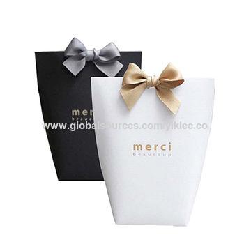 China Luxury Custom Shopping Bags Gift Paper Bags From Dongguan