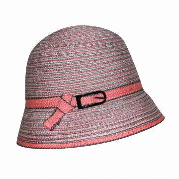 Fashionable bucket hat with buckle 1612b1851e65
