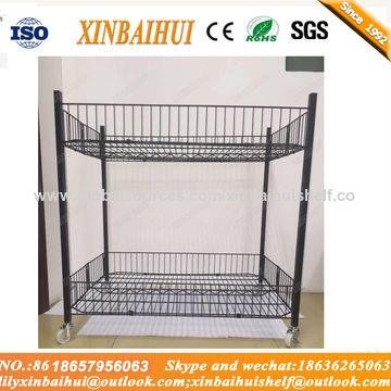 chrome wire shelf china chrome wire shelf - Chrome Wire Shelving