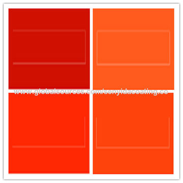 China Powder Coating with High Quality of RAL Color
