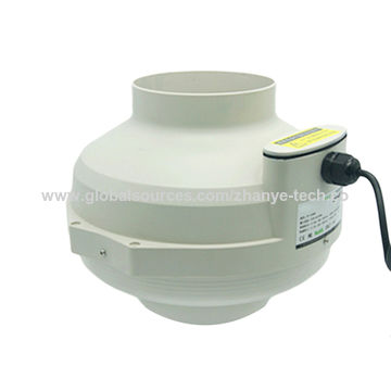 6-inch/150mm in-line centrifugal duct fan