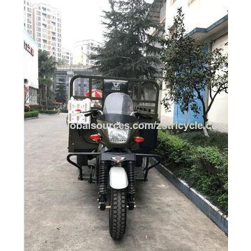 Diesel tricycle three-wheel diesel motorcycle