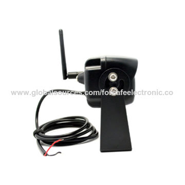 """China 2.4GHz Digital Wireless Reversing Camera System with 7"""" Monitor"""