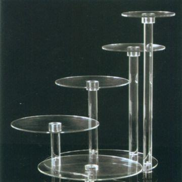 ... China Acrylic Cake Stand Cake Display Hot Birthday Cake Stand 5 Tier  Cake Stand
