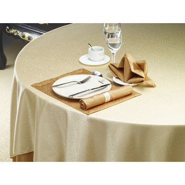 Roundsquared Restaurant Table Cloth Church Table Cloth - Restaurant table accessories