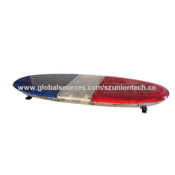 China uniontech led police car light bar from suzhou wholesaler china uniontech led police car light bar12v or 24vdc mozeypictures Image collections