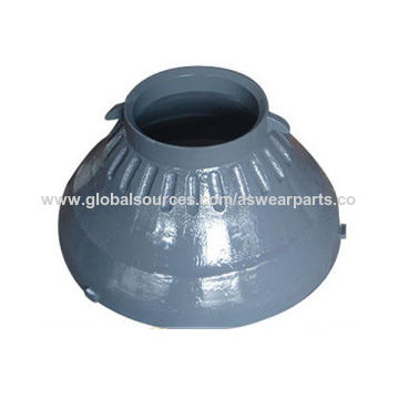 Mantle/Bowl Liner for Metso HP500 Cone Crusher | Global Sources