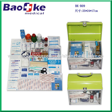 Novel design workplaceofficehome first aid kit box with medical china novel design workplaceofficehome first aid kit box with medical supplies publicscrutiny Choice Image