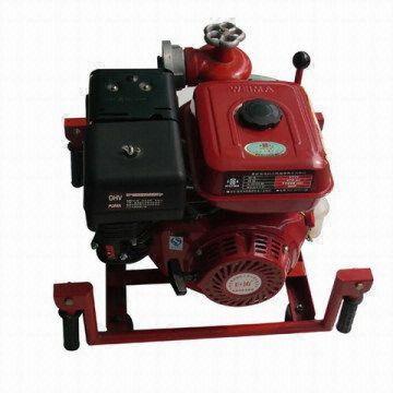 JBQ5 0-9HP portable fire pump