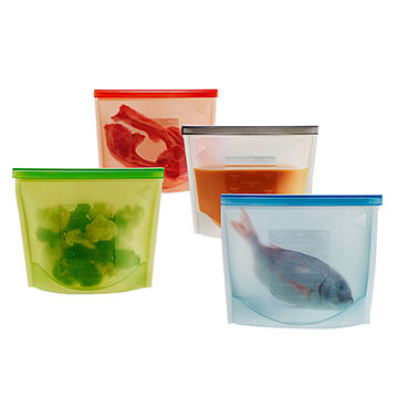 High quality food grade silicone freshness protection package | Global  Sources