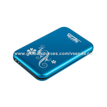 """USB 3.0 2.5"""" SATA external HDD enclosure"""