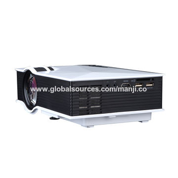 China Wifi Projector, UC46,UNIC 1200Lumens Best Small 800*480 VGA HD wifi LED Projector UC46