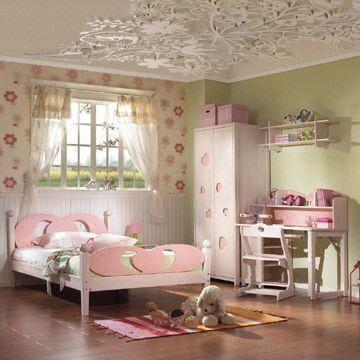 Children\'s Bedroom Furniture with 100% Russian Excellent Solid Pine ...
